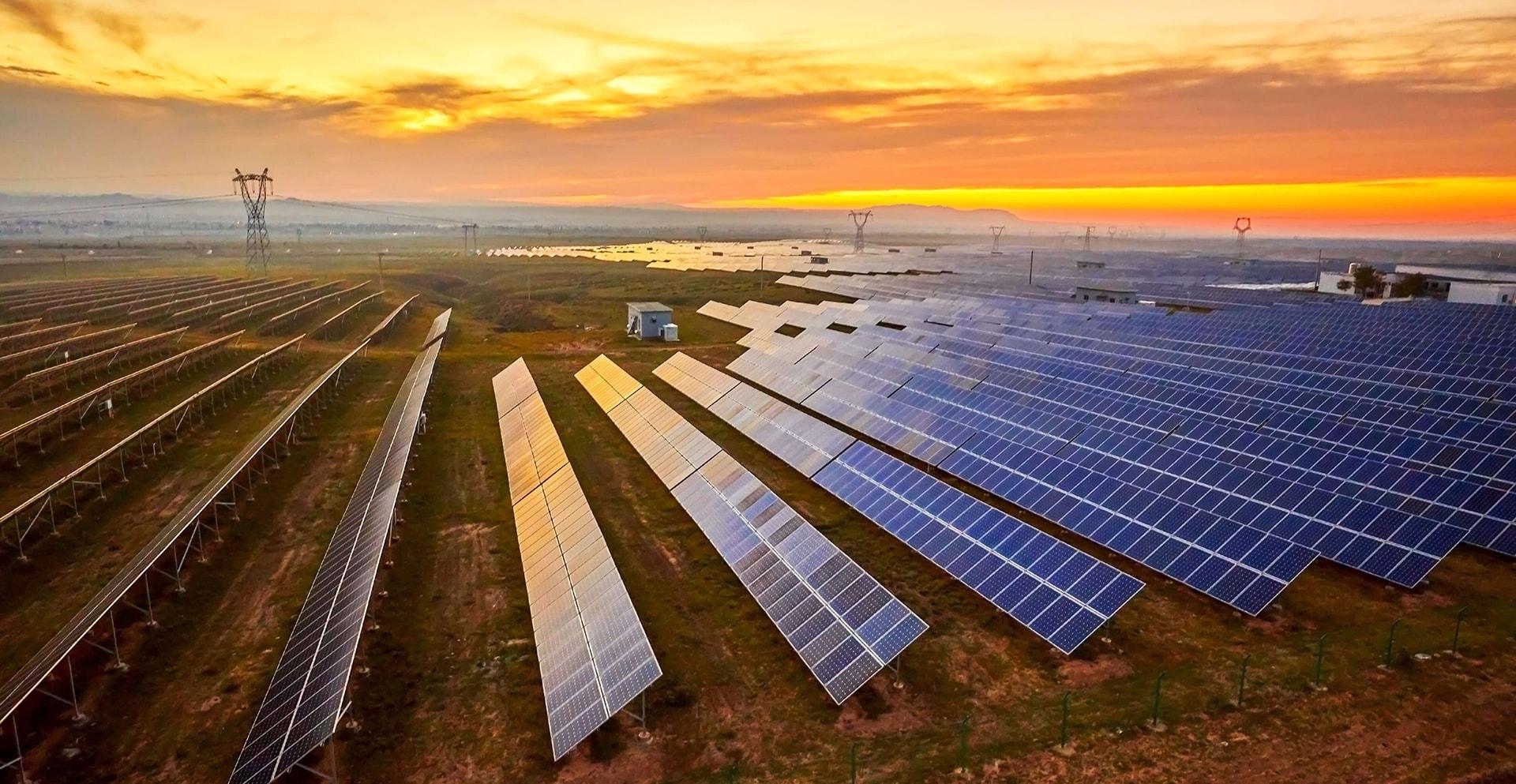 Solar farm solution