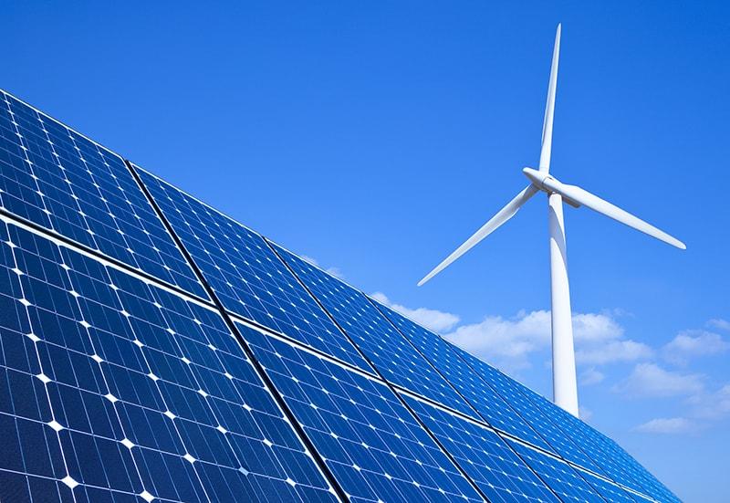Wind Solar Hybrid Solution