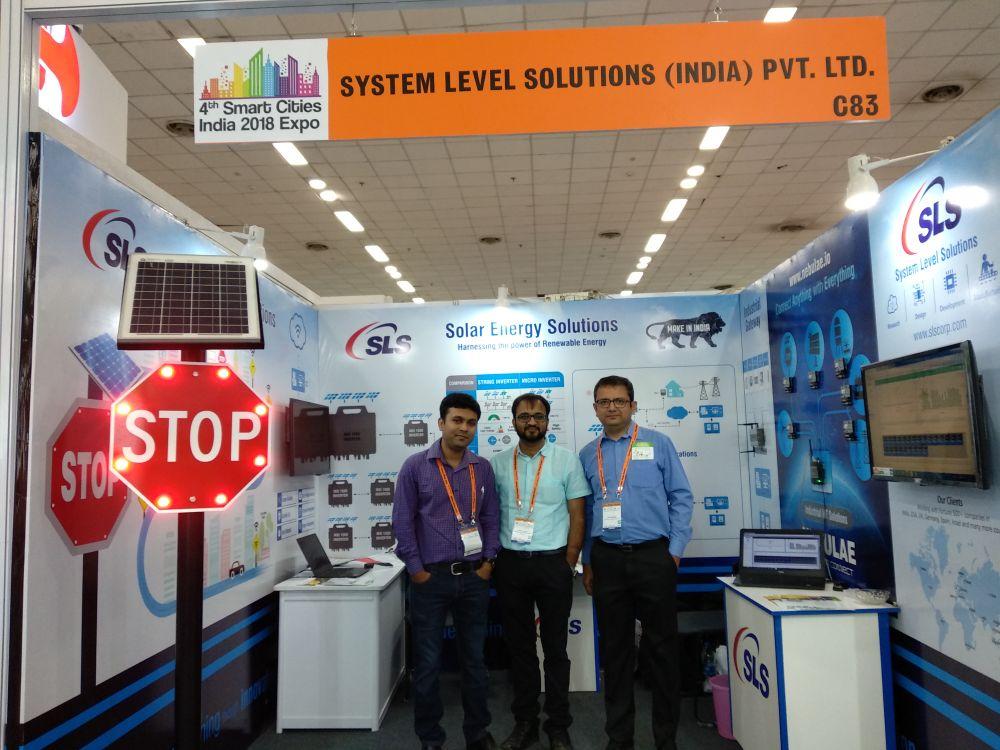 Smart City Solar Solution