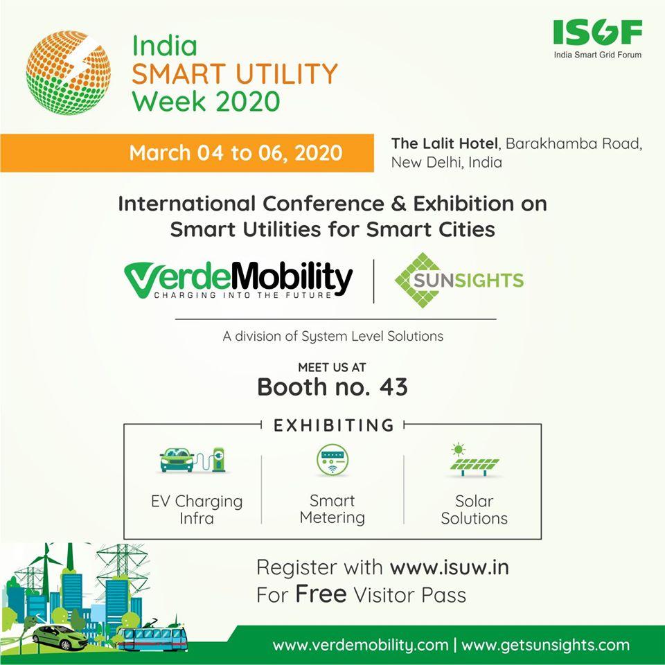 India Smart Utility week 2020